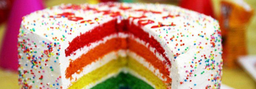 Tartas de cumpleaños Obrador Escobar